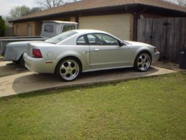 TIMS10PROGs 2002 Ford Mustang photo thumbnail