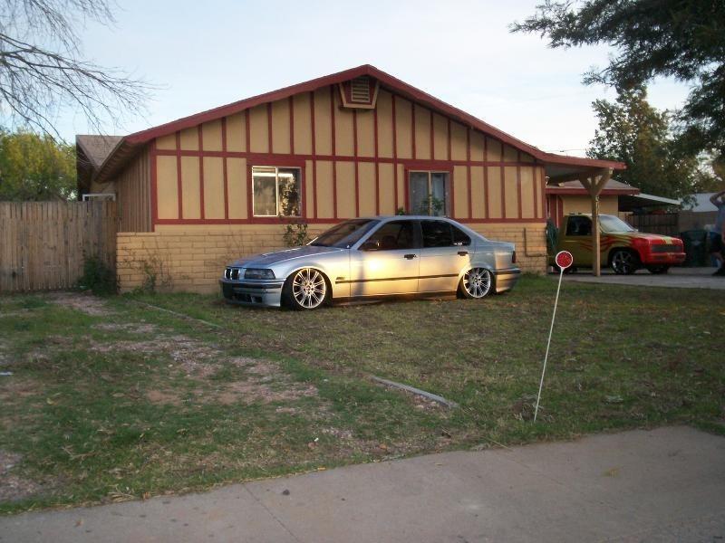 pimpinduallys 1992 BMW 3 Series photo