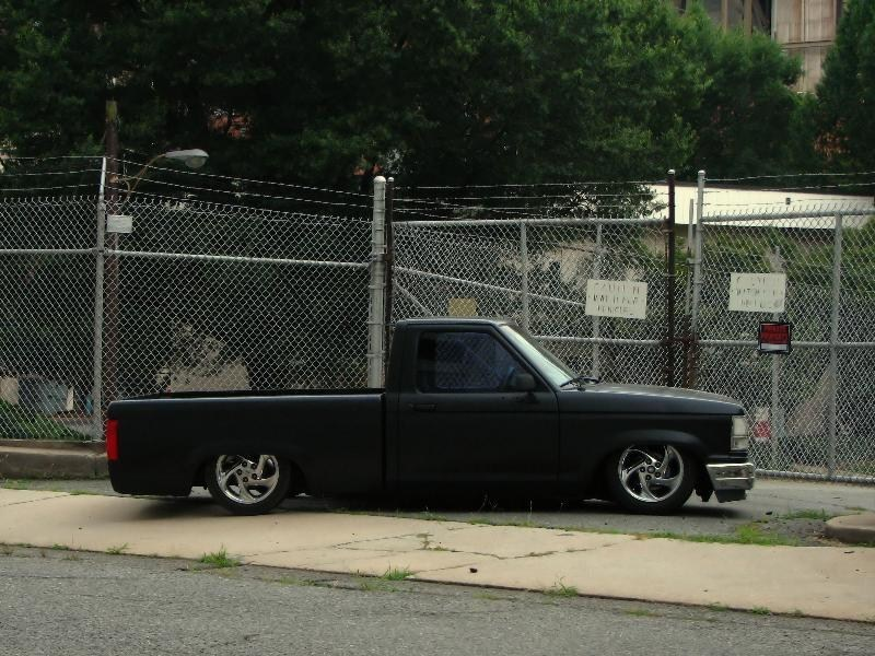 FADE2BLK94s 1992 Ford Ranger photo