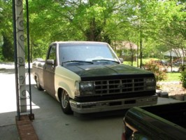 FADE2BLK94s 1992 Ford Ranger photo thumbnail