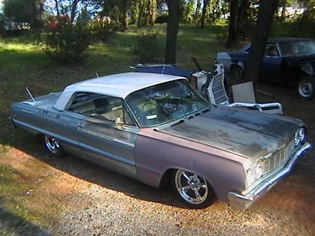 MiniChick4Us 1964 Chevy Impala photo