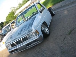slammed96hbs 1996 Nissan Hard Body photo thumbnail