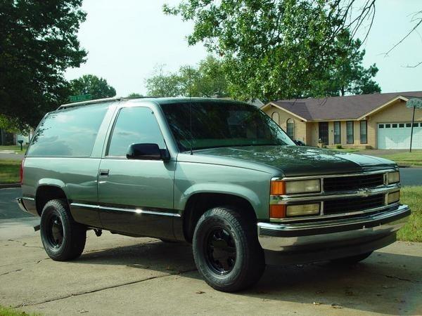 o4Silverados 1999 Chevrolet Tahoe photo
