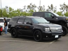 CBURNS1101s 2007 Chevrolet Tahoe photo thumbnail