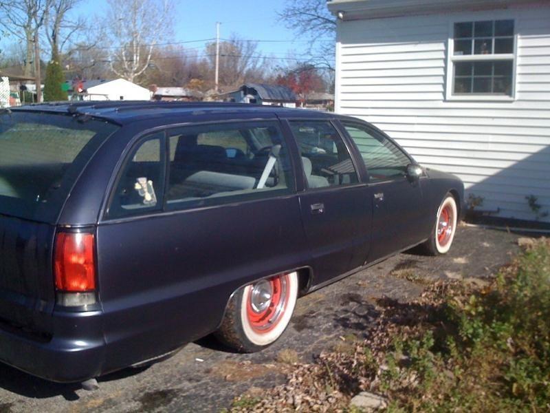 wickedexposures 1992 Chevrolet Caprice Wagon photo