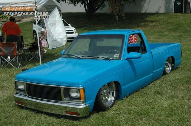 towpigs 1985 Chevy S-10 photo