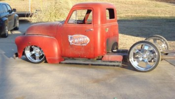 all flammed outs 1951 Chevy C/K 1500 photo thumbnail