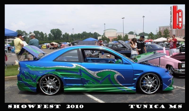 loktows 2002 Honda Civic photo