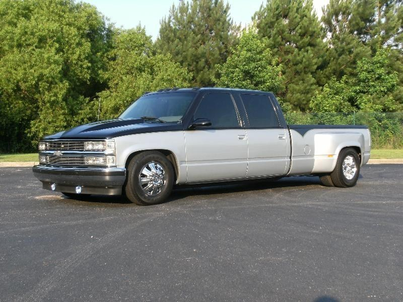blazens 1993 Chevy Crew Cab Dually photo