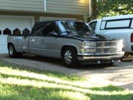 blazens 1993 Chevy Crew Cab Dually photo thumbnail