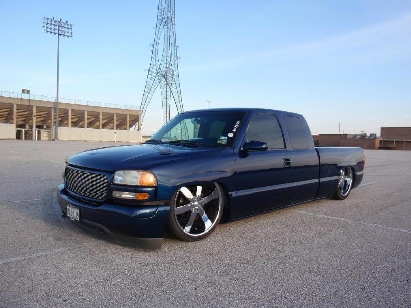 foedoeblazas 2000 GMC Sierra photo