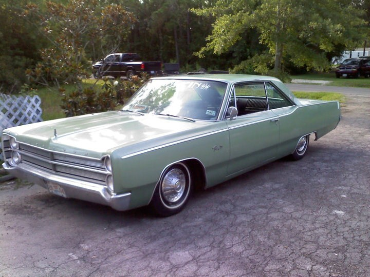 redspowerjamss 1967 Plymouth Fury photo