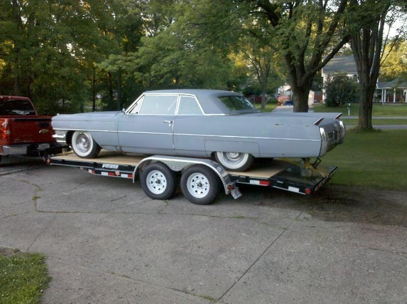 cutndroppeds 1964 Cadillac Coupe De Ville photo