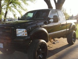 Lifted24s 2005 Ford  F250 photo thumbnail