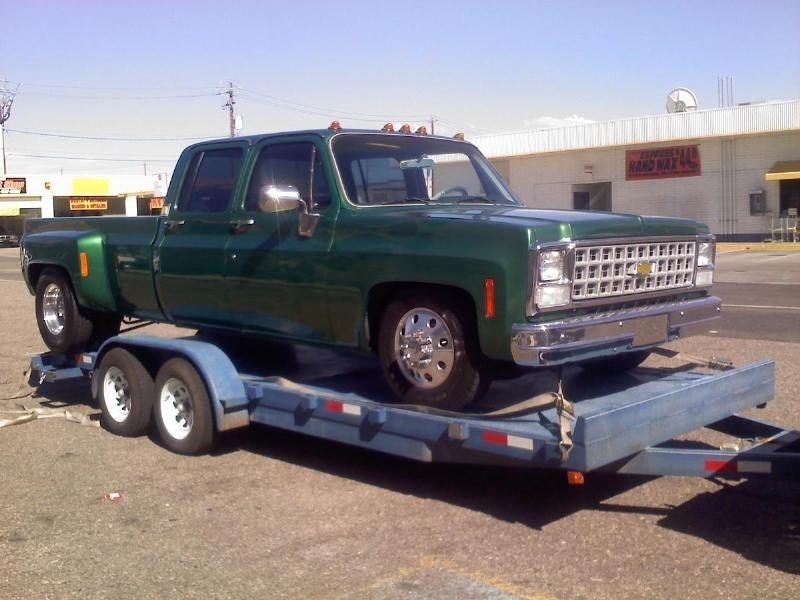 layed521s 1980 Chevy Crew Cab Dually