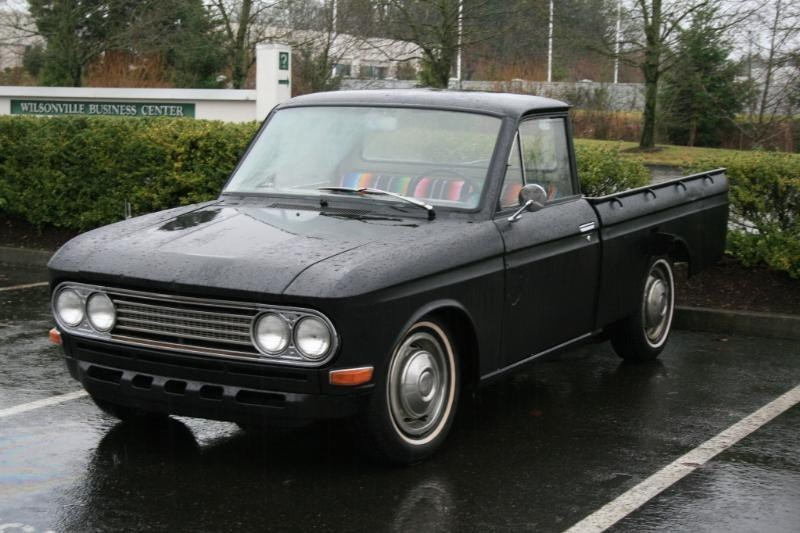 briankingpincaraudios 1967 Datsun 520 photo