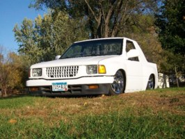 Lowmigos 1994 Isuzu Amigo photo thumbnail
