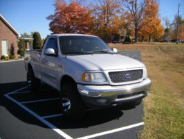 DraginRangers 2000 Ford  F150 photo thumbnail