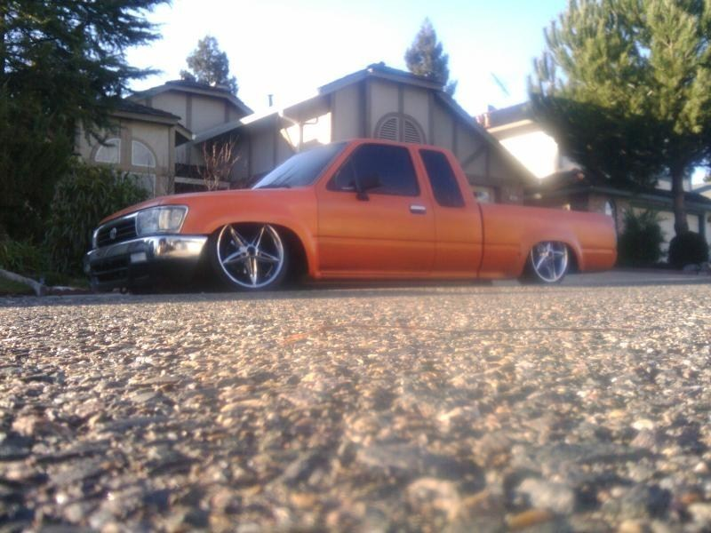 solowkustomz06s 1991 Toyota 2wd Pickup photo