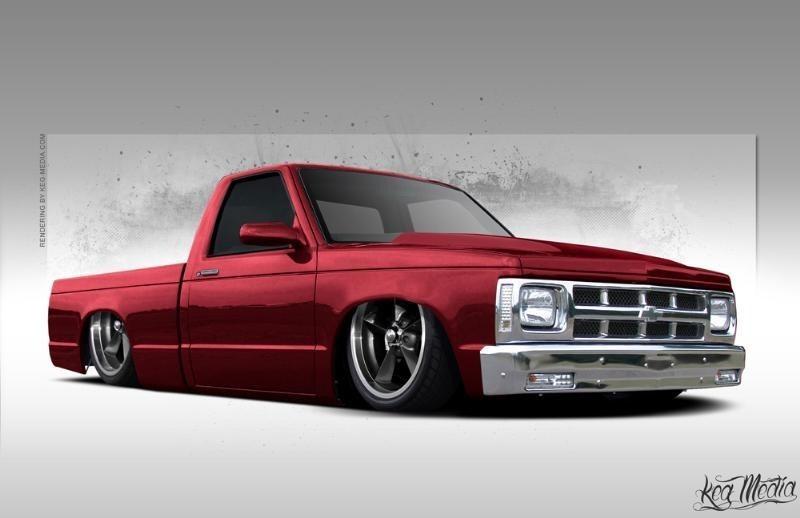 laydsuzus 1991 Chevy S-10 photo