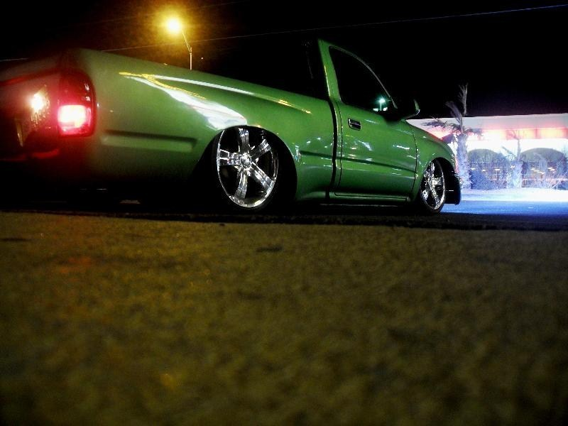 h8rstyles 1998 Toyota Tacoma 2wd photo