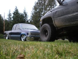 lowloudfst69chevs 1991 Mazda B2200 photo thumbnail