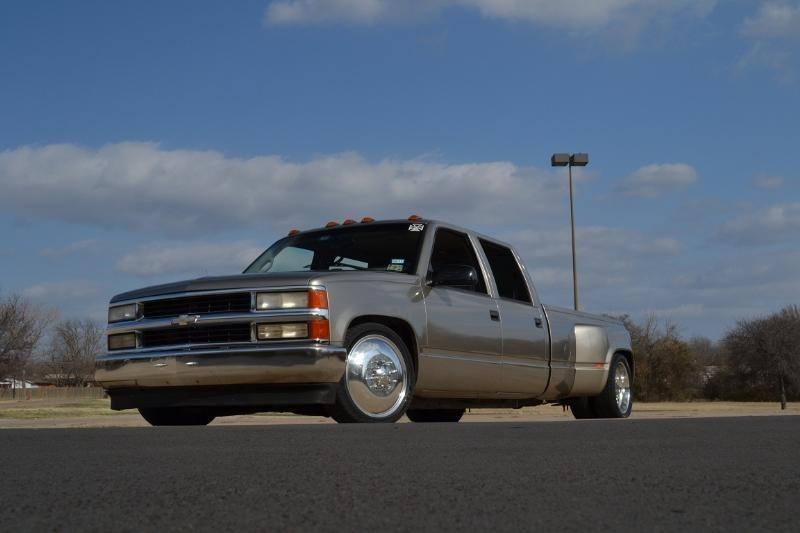 98Duallys 1998 Chevy Crew Cab Dually photo