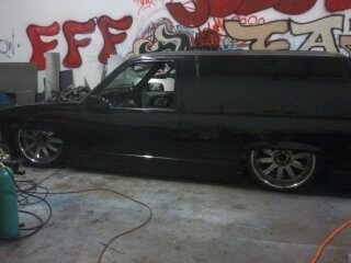 MAD_SCIENTISTs 1997 Chevrolet Tahoe photo