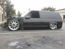 MAD_SCIENTISTs 1997 Chevrolet Tahoe photo thumbnail