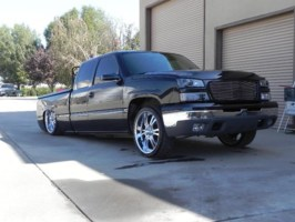 infamous 12s 2005 Chevrolet Silverado photo thumbnail