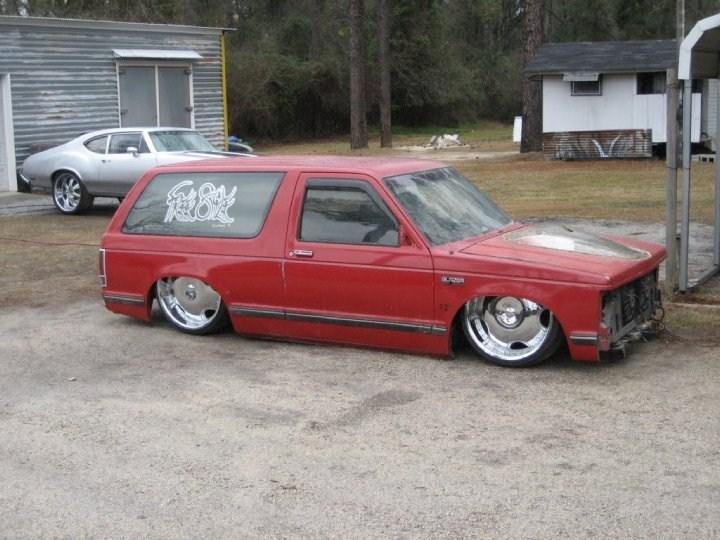 The_Infamous_Cokers 1990 Chevrolet Blazer photo