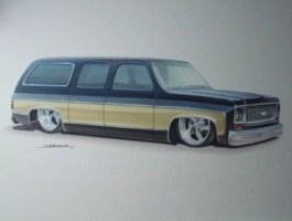 tintguy55s 1987 Chevrolet Suburban photo thumbnail