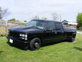 KILLERGRAPHICZs 1996 Chevy Dually photo thumbnail
