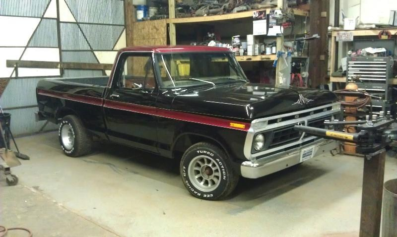 schronce79s 1976 Ford F100 photo