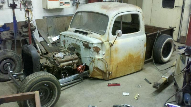 ST toys 1949 Ford F100 photo