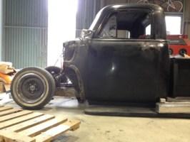 tfcs 1954 Chevy Full Size P/U photo thumbnail