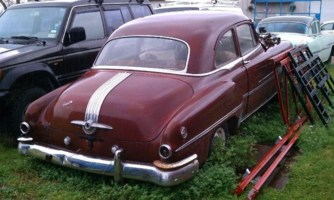 HoustonsSinners 1952 Pontiac Chieftain cover photo