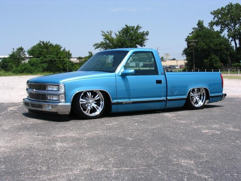 F S Obs Chevy On Dubs Street Source The Ultimate Custom