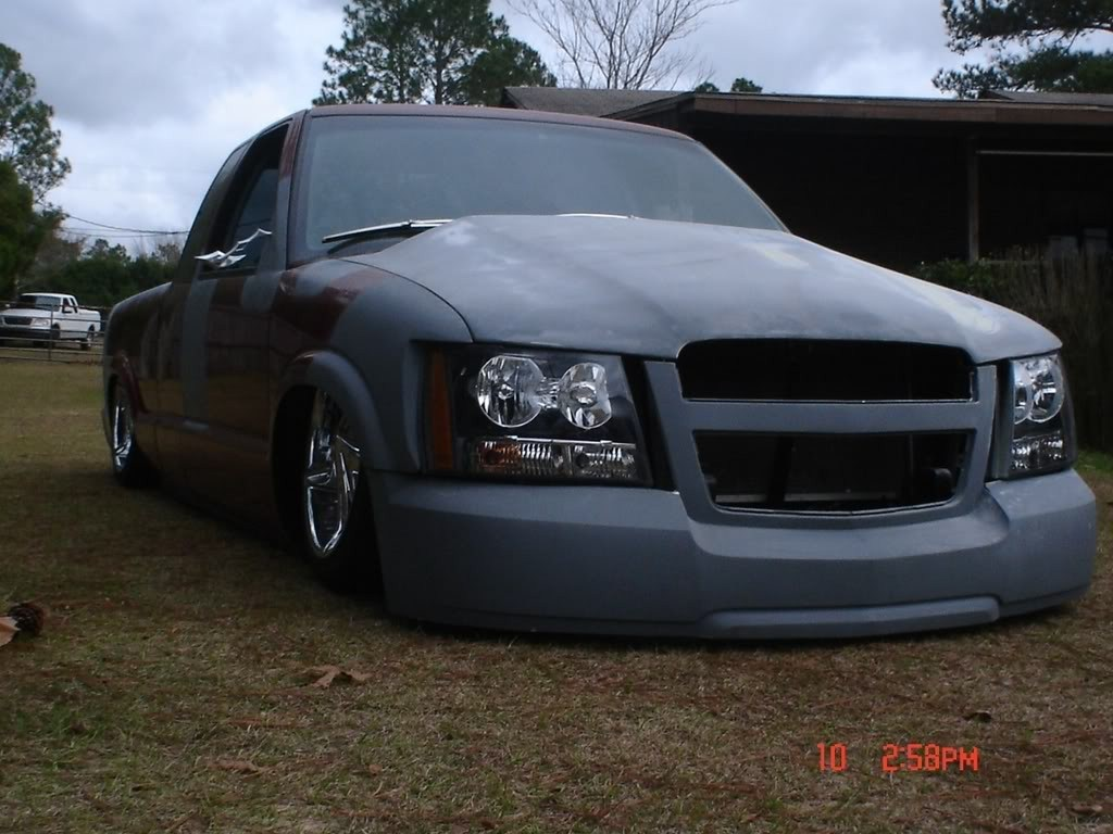 s-10 front end conversions - Street Source