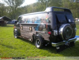 VAN JAM 35 hosted by Bluegrass Vanners 2011 event gallery cover