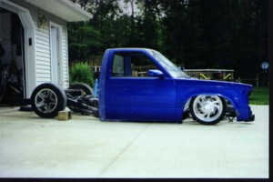 BAGGED90s 1990 Chevy S-10 photo thumbnail
