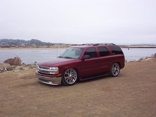 bagged02hoes 2002 Chevrolet Tahoe photo