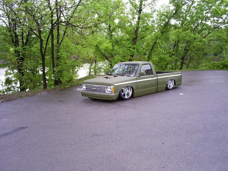 monkeybagss 1992 Chevy S-10 photo