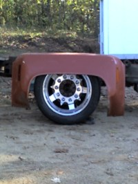 clunkers 1974 Chevy Dually photo thumbnail