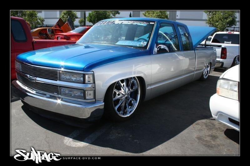 retro dimes 1994 Chevrolet Silverado photo