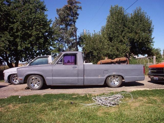 MS Prezs 1981 Ford Courier photo