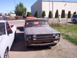 MS Prezs 1981 Ford Courier photo thumbnail