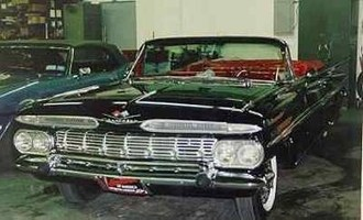 The Prosecutors 1959 Chevy Impala photo thumbnail