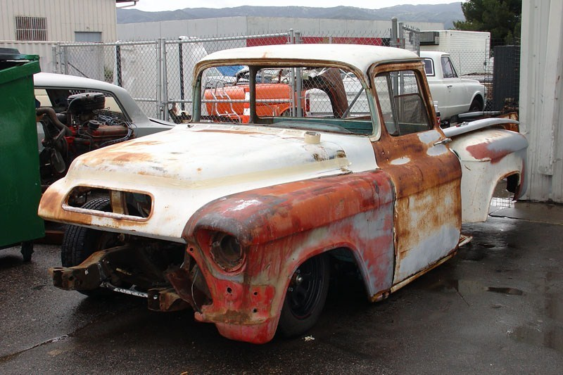 FXDGRNDs 1956 Toyota Pickup photo