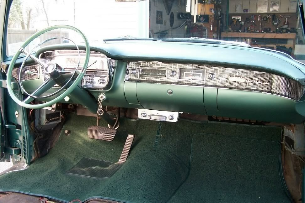 1956 cadillac dash parts... - Street Source